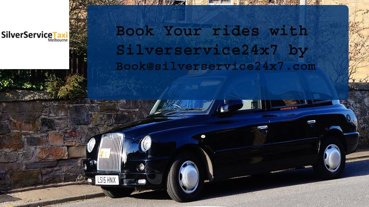 #Silverservice24x7 #Taxi #Melbourne  VIC 3174, Australia  Book cab by Book@silverservice24x7.com For more detail Visit at www.silverservice24x7.com Call us at: +61 452 622 391