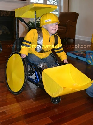 Wheelchair Costumes: October 2012. >>> See it. Believe it. Do it. Watch thousands of SCI videos at SPINALpedia.com