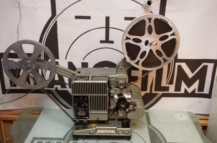 Siemens 2000, 16mm Projector, Filmprojektor, projektor working +Lautsprecher Box | eBay