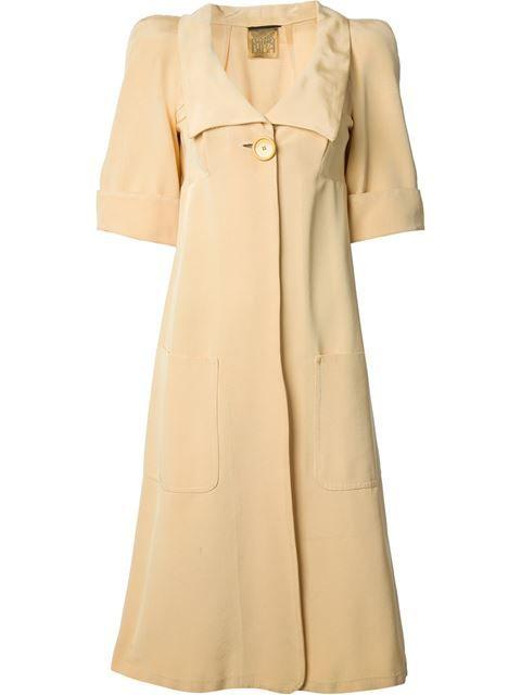 Shop Biba Vintage coat trouser suit -- Decades