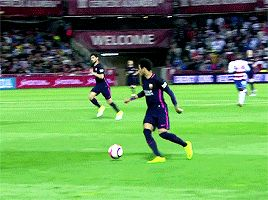 "warlorck: ""Neymar during the La Liga match between Granada CF and FC Barcelona at Estadio Nuevo Los Carmenes on April 02, 2017. """