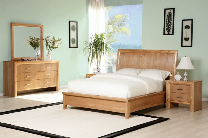 447 best Traumhaftes Schlafzimmer images on Pinterest - schlafzimmer farben feng shui