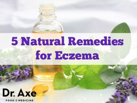 Homemade eczema treatment