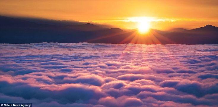 Ahhhh... clouds