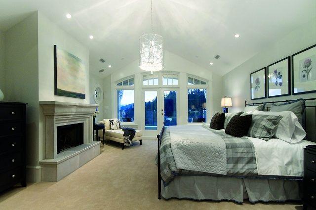 Pale Green Bedroom.