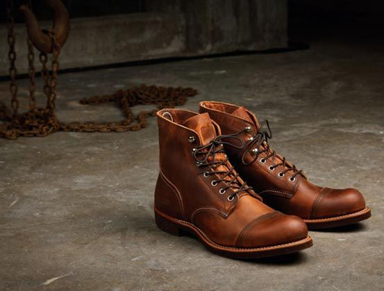 Dear Santa, I can get 15 yrs out of a pair of the Red Wing Iron Rangers. Thanks in advance