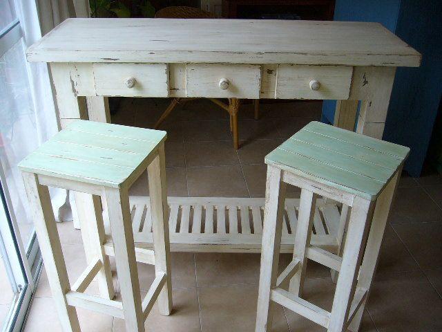 Mesas desayunadores tienda estilo propio muebles for Borlas para muebles