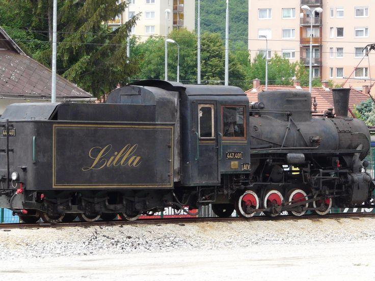 A Lilla mozdony, amely idén 60 éves.