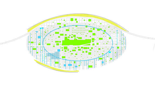 Visionary Master Plan Wins Smart City Prize At World Architecture Festival,via SHAU Architects