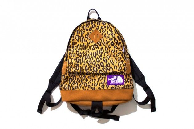 The North Face Purple Label Colección Leopard Print