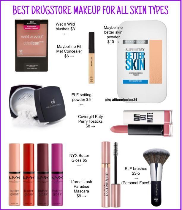 Best Drugstore Makeup Best Drugstore Makeup Drugstore Makeup Makeup