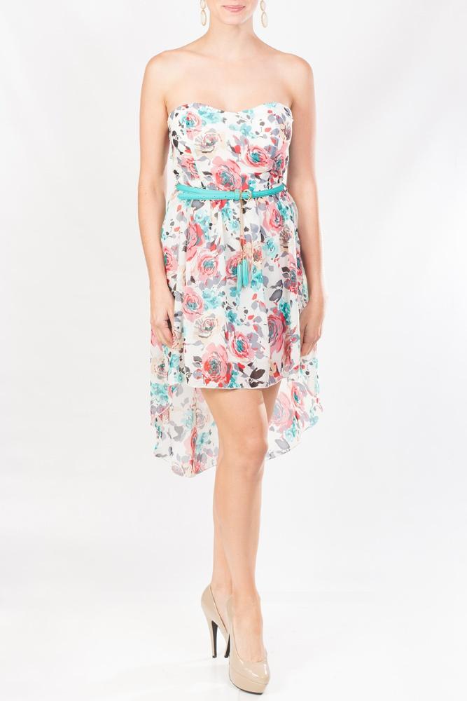 ¿Para qué ocasión utilizarías este vestido KAMI estampado en colores de la temporada 2013?