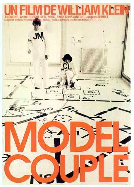 A New Domestic Landscape. Model Couple, 1977