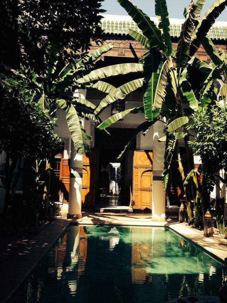 KINSA in Morocco - Riad in Marrakech