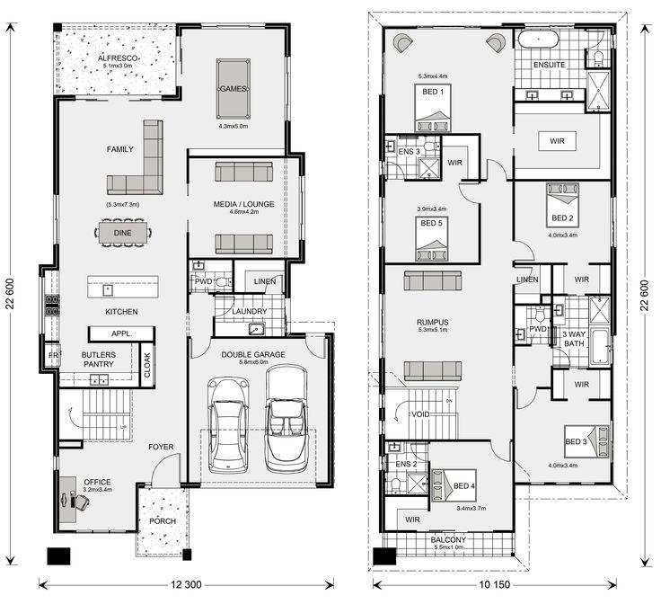 Coogee 427, Home Designs in Sydney - North (Brookvale) | G.J. Gardner Homes