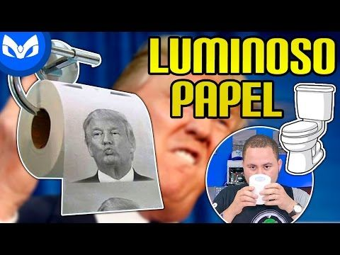 Papel de baño de Donald Trump en baños de Mercado | Xochitl Galvez - YouTube