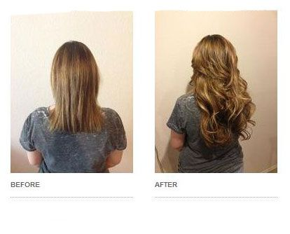 Flash Point Hair Extensions 16