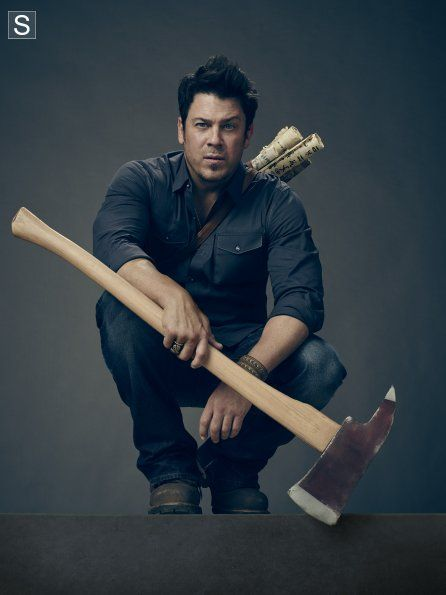 Photos - The Librarians - Season 1 - Promotional Photos | Spoilers    http://www.spoilertv.com/2014/10/the-librarians-full-set-of-cast.html    10-21-2014