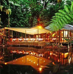 Daintree Eco Lodge & Spa, queensland, Australia