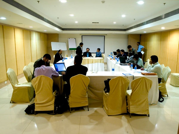 Conference Hall--United 21,Thane