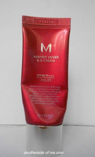 missha bb cream review and swatch