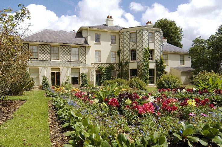 Home of Charles Darwin (Down House). Down, Kent  See where Charles Darwin lived.