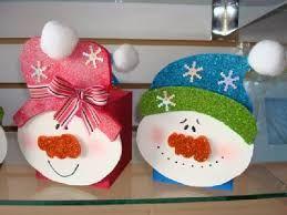 Imagini pentru como hacer dulceros de navidad para niños