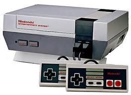 The Original Nintendo Gaming System many of hours were spent in front of the tv playing this with my sister!! Good times! <3