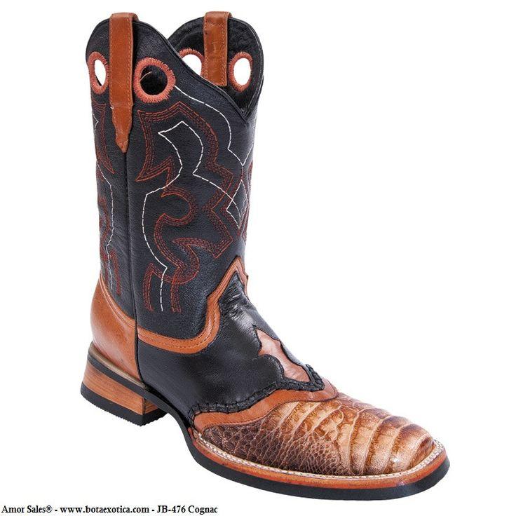 JB-476 - Botas Vaqueras Rodeo para Hombre