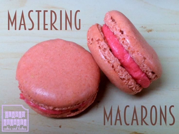 Mastering Macarons | 10 quick steps to help you master the art of macaron making