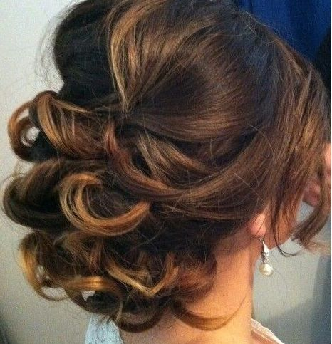 cute hair styles for homecoming 54 best side style updos images on wedding 9104 | f2071675e52f2a0ed8f18debd9104ee9 weddingideas hair makeup