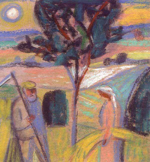 Korinna Pretro (b.1939)