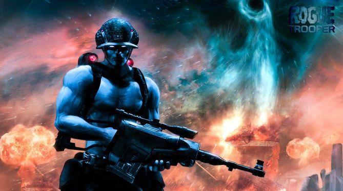 """A Rogue Trooper 2006-ban jelent meg eredetileg PlayStation 2-re, Xbox-ra és PC-re, majd 2009-ben Wii-re is..."" #roguetrooperredux #trailer https://ps4pro.eu/hu/2012/08/02/visszater-a-rogue-trooper-video/"