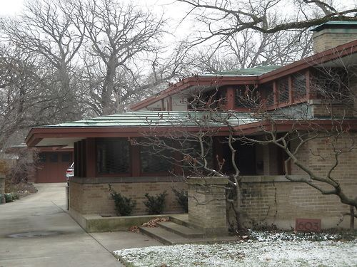26 best images about flw roberts isabel house on for Frank lloyd wright river house
