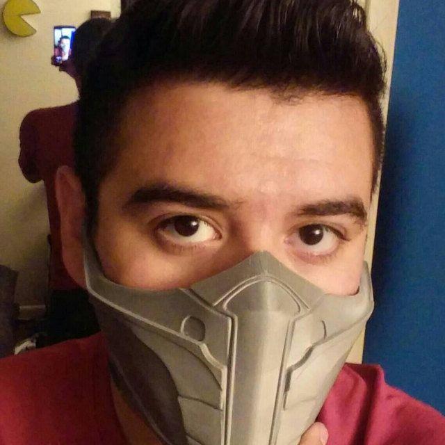 Mortal Kombat 11 Jade Or Skarlet Mask In 2020 Mortal Kombat