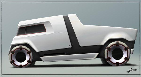 Silverado Concept by JonnyRocknRoll on deviantART