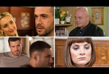 25 soap spoilers revealed for EastEnders, Corrie, Emmerdale and Hollyoaks