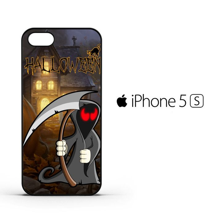 Orange Halloween Moon X2669 iPhone 5 | 5S | SE Case
