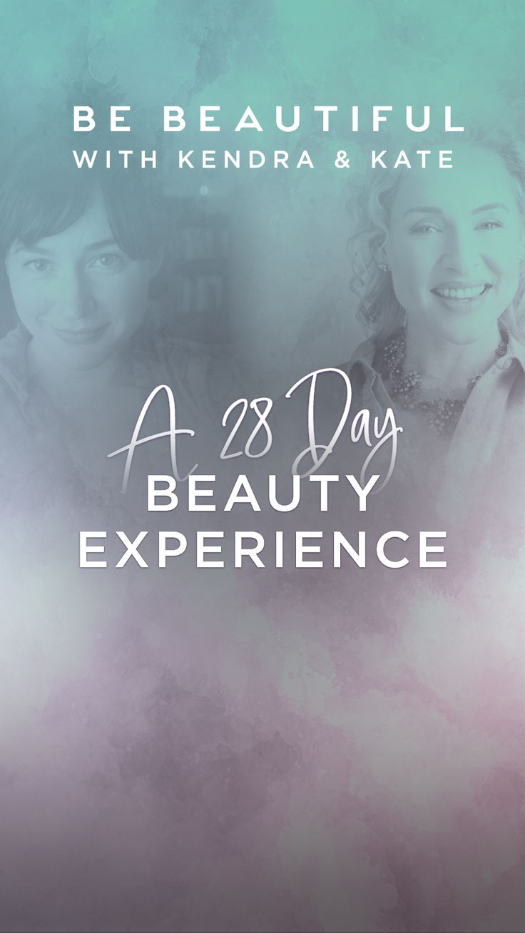 I'm so excited to invite you to something that's been a long time coming and we're finally ready to debut! Join me & resident health coach, Kendra Cover for this 28-day journey to tap back into your inner beauty, reconnect with it, nourish it, and allow it to shine through on the outside. We've all had the experience of others commenting on how beautiful we look, not because our hair is done or we've perfected our makeup application, but instead because we're spending a little...