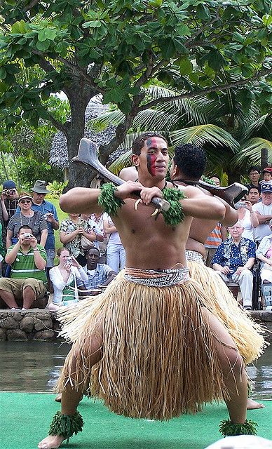 Polynesian Dance ~ Oahu, Hawaii