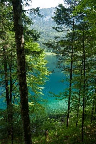 Hintersteiner See, Austria