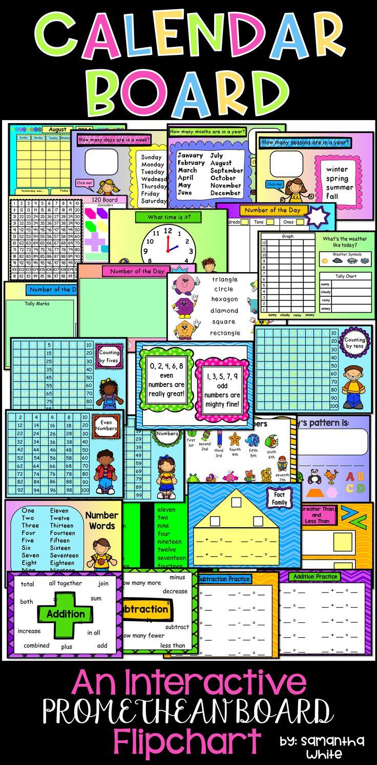 Interactive Calendar Ideas : Best ideas about teaching calendar on pinterest