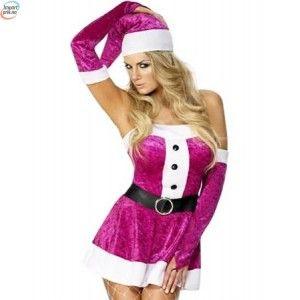 Julenissens Kjæreste Kostyme