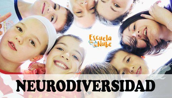 La neurodiversidad se intenta integrar e incluir a todos y cada uno de los niños, comprendiendo que ellos son diferentes unos respecto de los otros