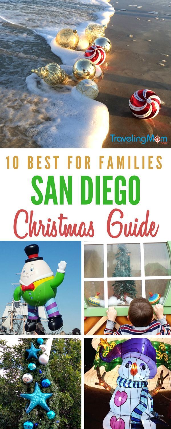 Christmas Events San Diego 2020 Best San Diego Christmas Events for Families 2020 | TravelingMom