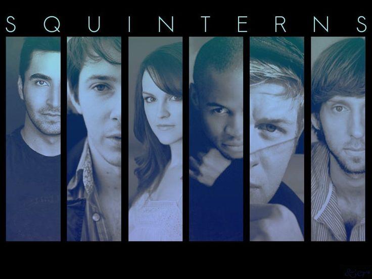 left to right: Arastoo Vaziri, Vincent Nigel Murray, Daisy Wick, Clark ...
