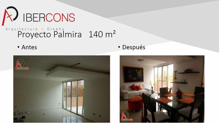 En Ibercons Arquitectura + Diseño manejamos diversos espacios tanto en construcción como en diseño de interiores, consulta nuestros servicios en: www.ibercons.com.co