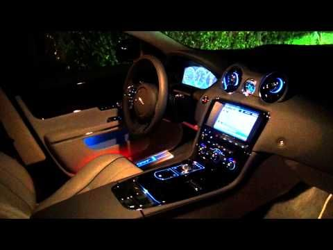 2015 Jaguar XE 2.0T - Exterior and Interior Walkaround - Debut at 2014 Paris Auto show - YouTube