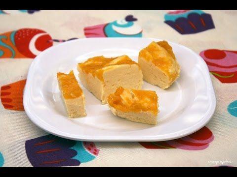 Tarta de queso al microondas   Cocina