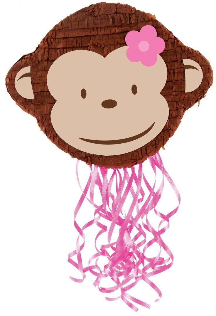 Mod Monkey Pinata